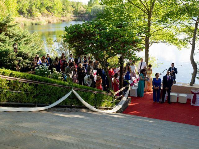 La boda de Carlos y Rut en Madrid, Madrid 201