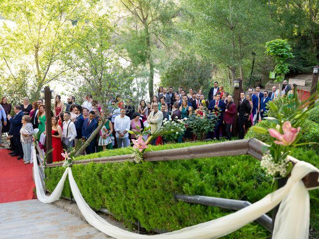 La boda de Carlos y Rut en Madrid, Madrid 202