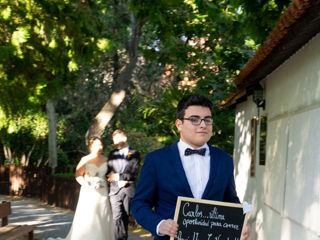 La boda de Carlos y Rut en Madrid, Madrid 205