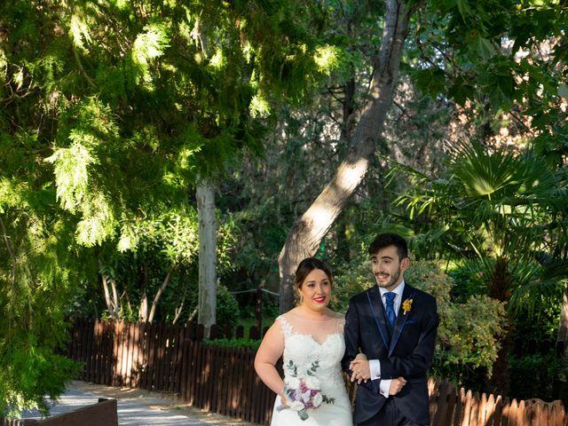 La boda de Carlos y Rut en Madrid, Madrid 206