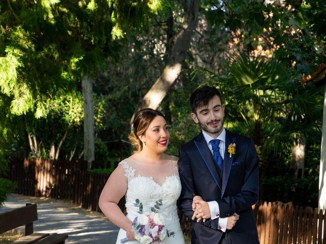 La boda de Carlos y Rut en Madrid, Madrid 207