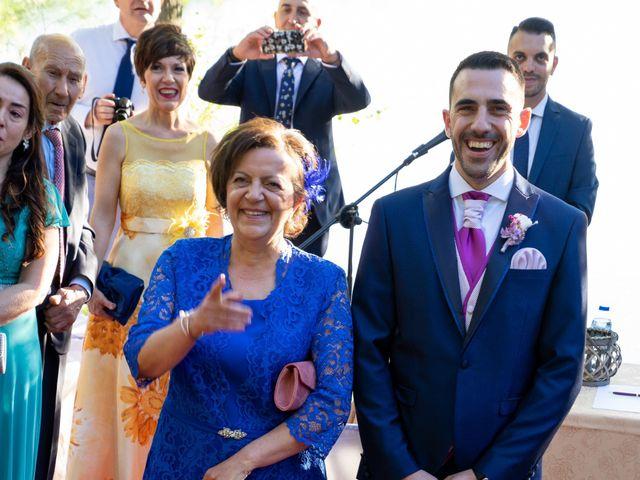 La boda de Carlos y Rut en Madrid, Madrid 208