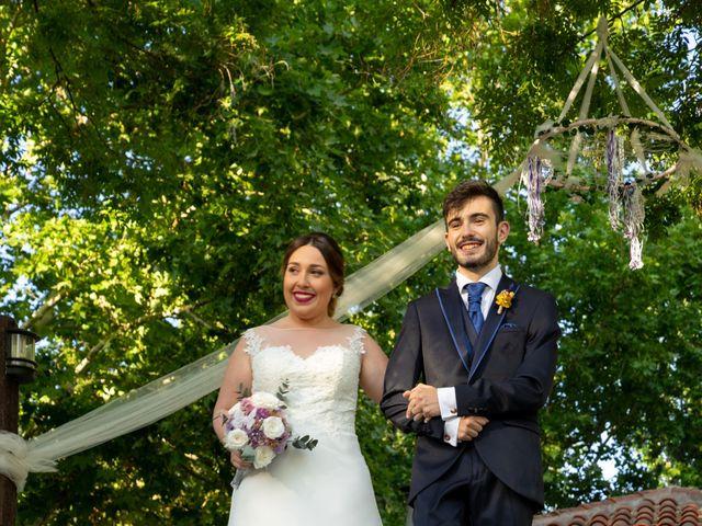 La boda de Carlos y Rut en Madrid, Madrid 209