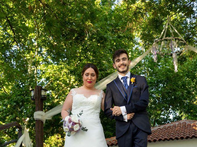 La boda de Carlos y Rut en Madrid, Madrid 210