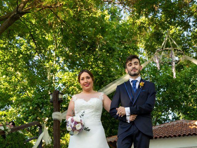 La boda de Carlos y Rut en Madrid, Madrid 211