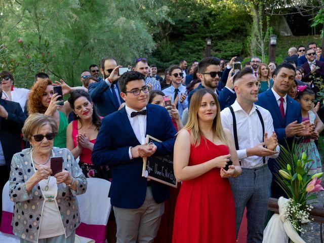 La boda de Carlos y Rut en Madrid, Madrid 212