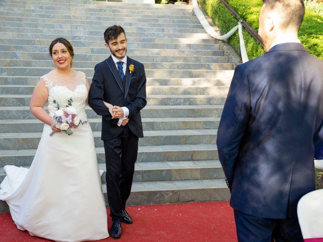 La boda de Carlos y Rut en Madrid, Madrid 213