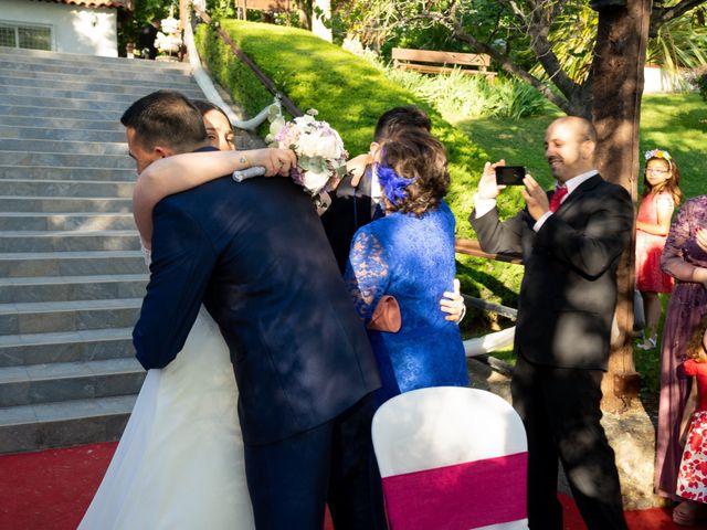 La boda de Carlos y Rut en Madrid, Madrid 214