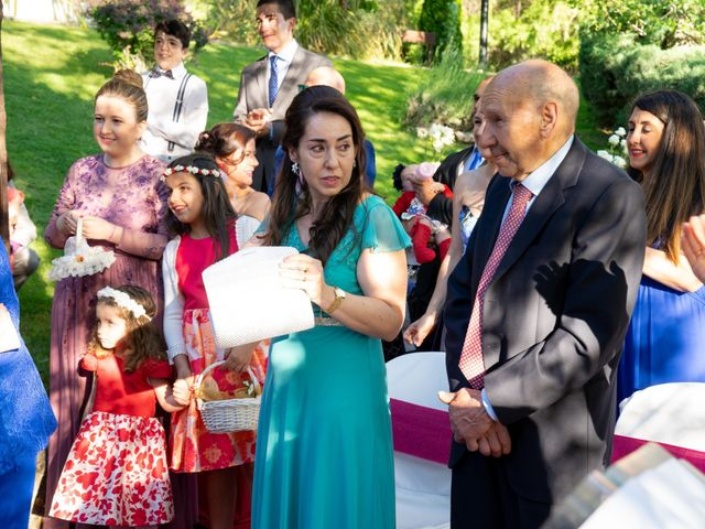 La boda de Carlos y Rut en Madrid, Madrid 215