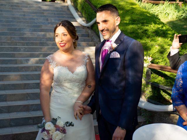 La boda de Carlos y Rut en Madrid, Madrid 216