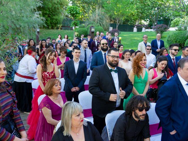 La boda de Carlos y Rut en Madrid, Madrid 218