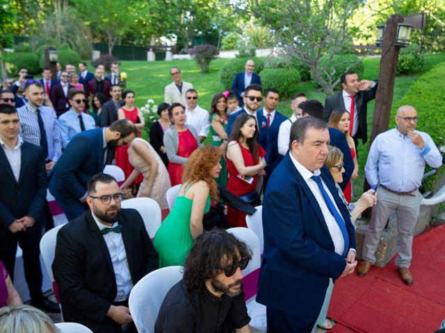 La boda de Carlos y Rut en Madrid, Madrid 219