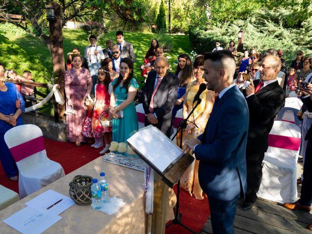 La boda de Carlos y Rut en Madrid, Madrid 220
