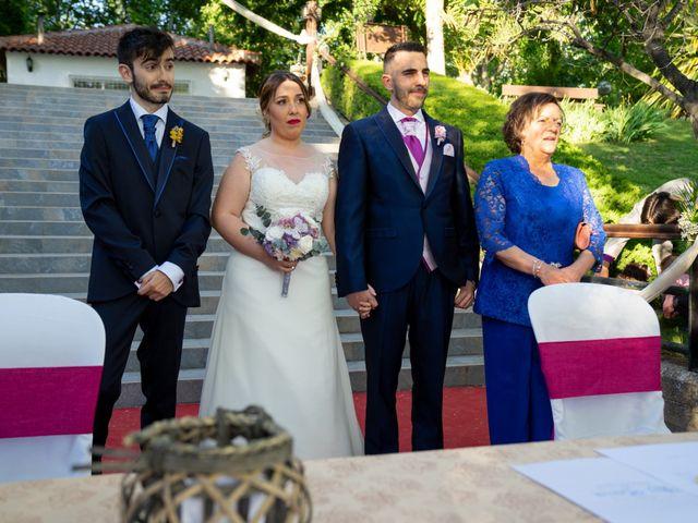 La boda de Carlos y Rut en Madrid, Madrid 222
