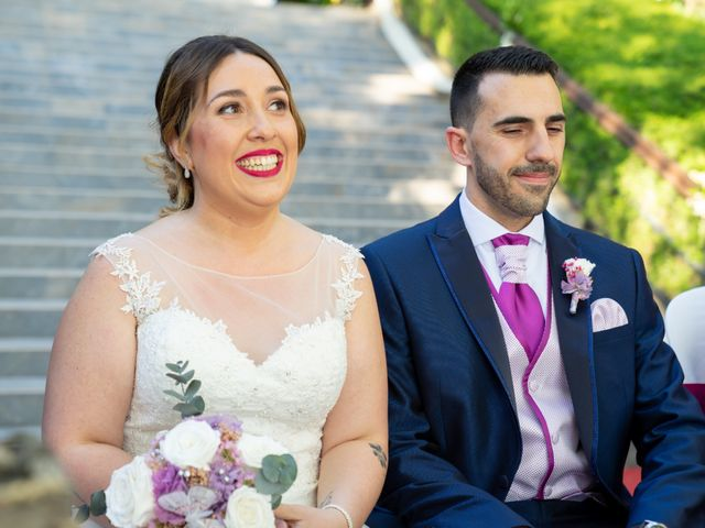 La boda de Carlos y Rut en Madrid, Madrid 223