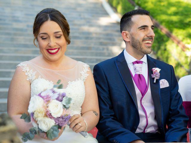 La boda de Carlos y Rut en Madrid, Madrid 224