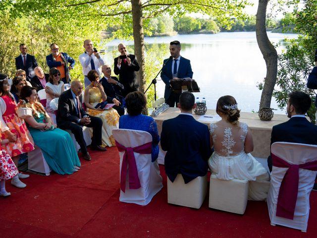La boda de Carlos y Rut en Madrid, Madrid 226