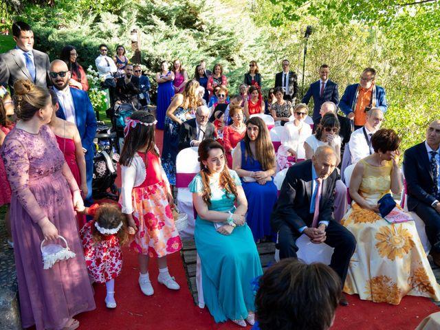 La boda de Carlos y Rut en Madrid, Madrid 230
