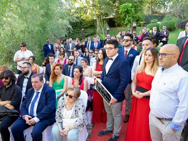 La boda de Carlos y Rut en Madrid, Madrid 231