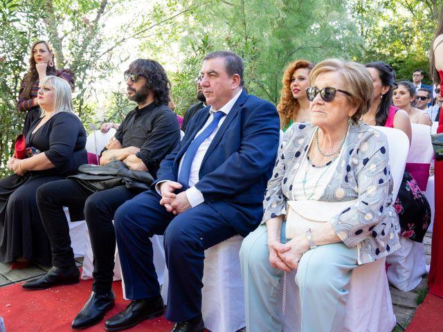 La boda de Carlos y Rut en Madrid, Madrid 232