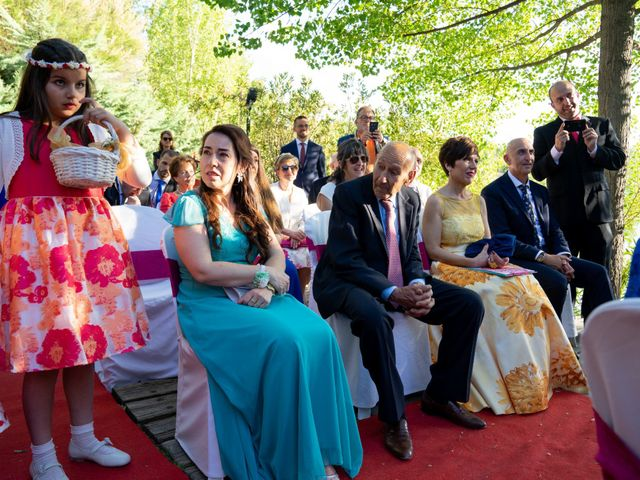 La boda de Carlos y Rut en Madrid, Madrid 233