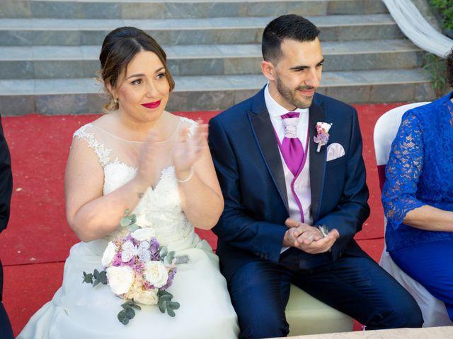 La boda de Carlos y Rut en Madrid, Madrid 234