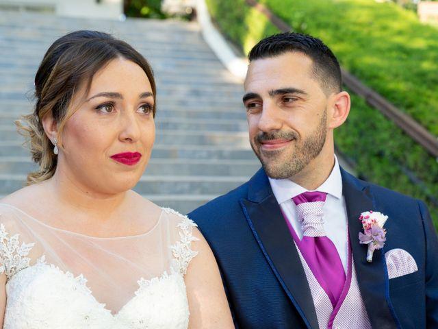 La boda de Carlos y Rut en Madrid, Madrid 239