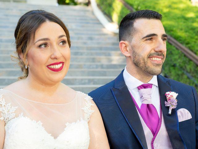 La boda de Carlos y Rut en Madrid, Madrid 240