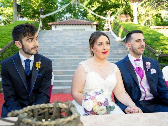 La boda de Carlos y Rut en Madrid, Madrid 241