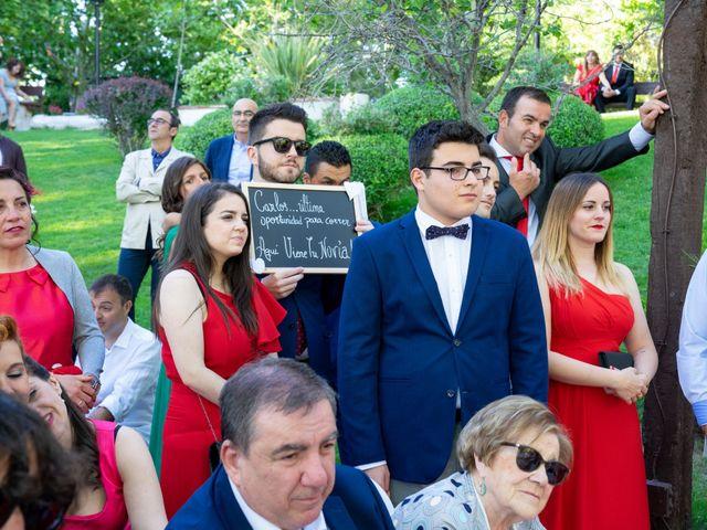 La boda de Carlos y Rut en Madrid, Madrid 242