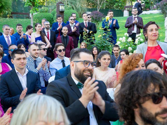 La boda de Carlos y Rut en Madrid, Madrid 243