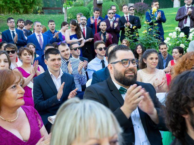 La boda de Carlos y Rut en Madrid, Madrid 244