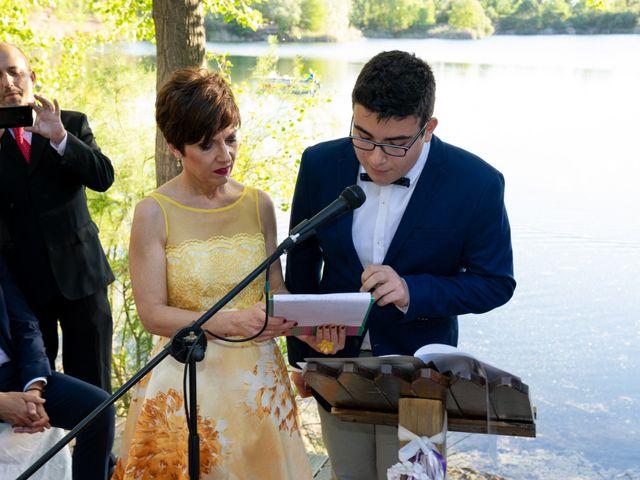La boda de Carlos y Rut en Madrid, Madrid 245