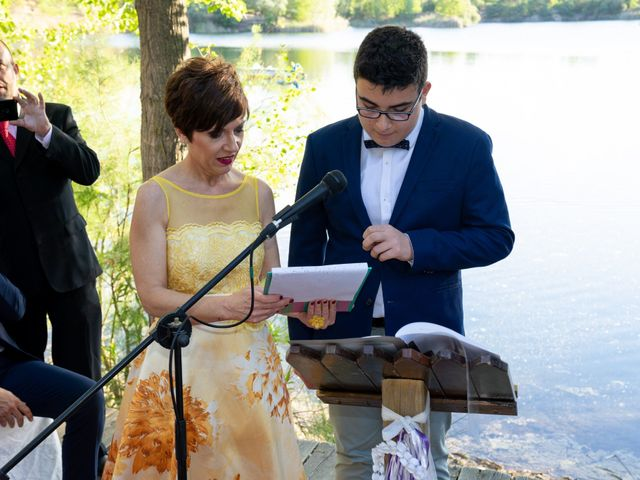 La boda de Carlos y Rut en Madrid, Madrid 246