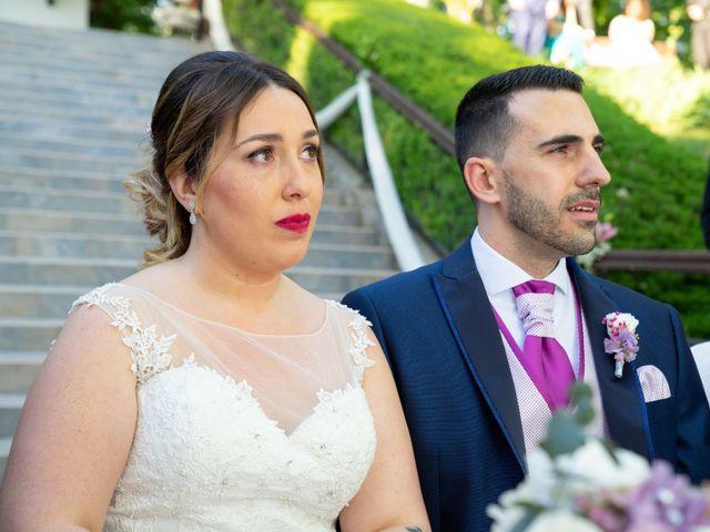 La boda de Carlos y Rut en Madrid, Madrid 251