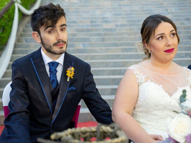 La boda de Carlos y Rut en Madrid, Madrid 253