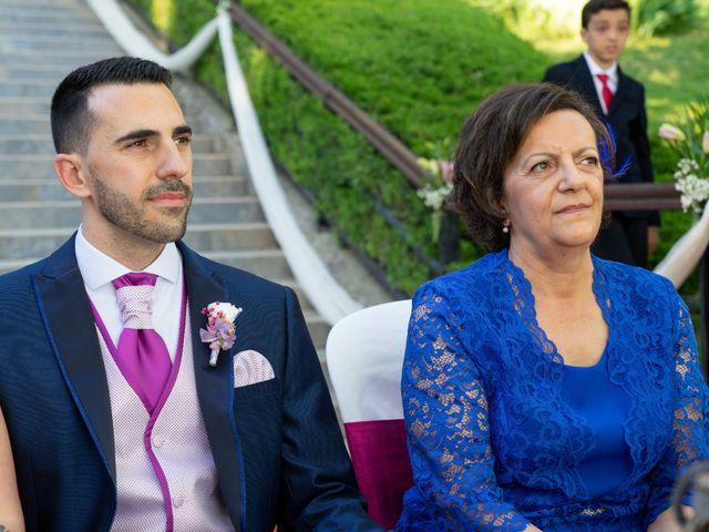 La boda de Carlos y Rut en Madrid, Madrid 254