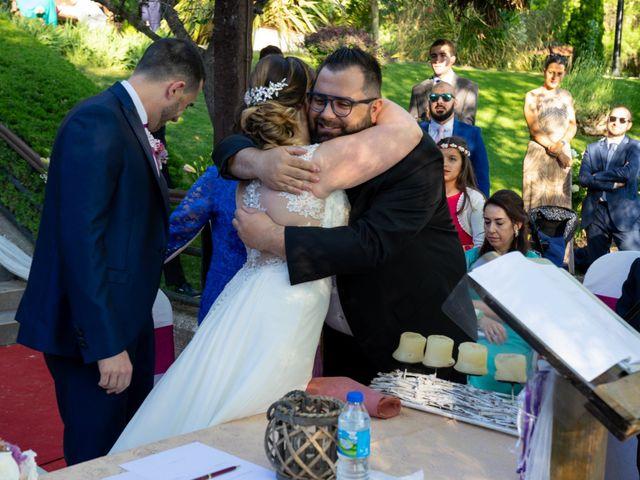 La boda de Carlos y Rut en Madrid, Madrid 255