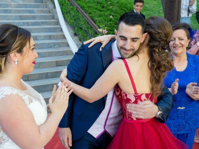 La boda de Carlos y Rut en Madrid, Madrid 264