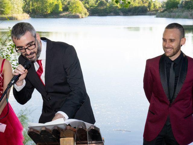 La boda de Carlos y Rut en Madrid, Madrid 266