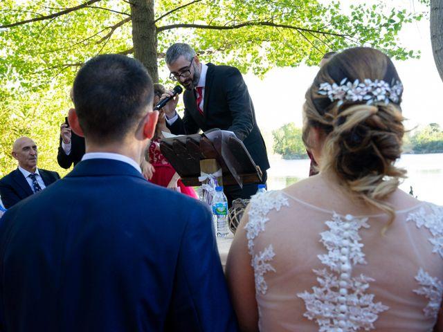 La boda de Carlos y Rut en Madrid, Madrid 267