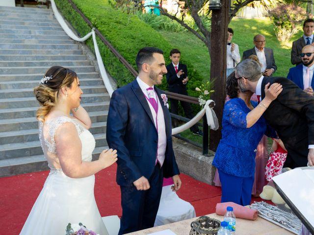 La boda de Carlos y Rut en Madrid, Madrid 268