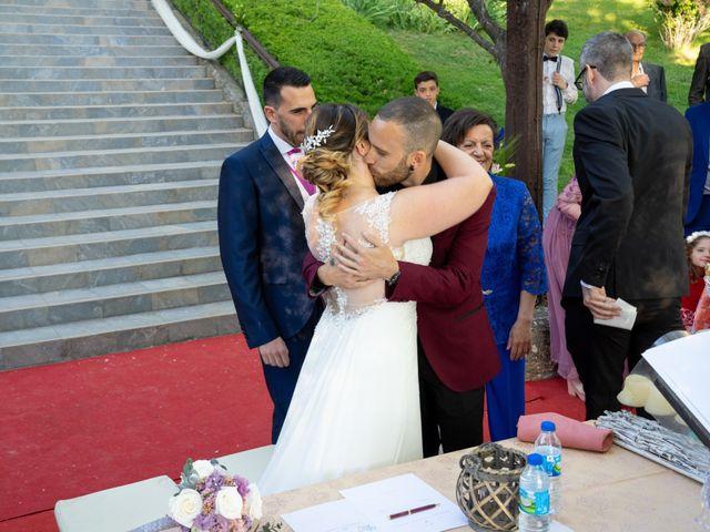 La boda de Carlos y Rut en Madrid, Madrid 269