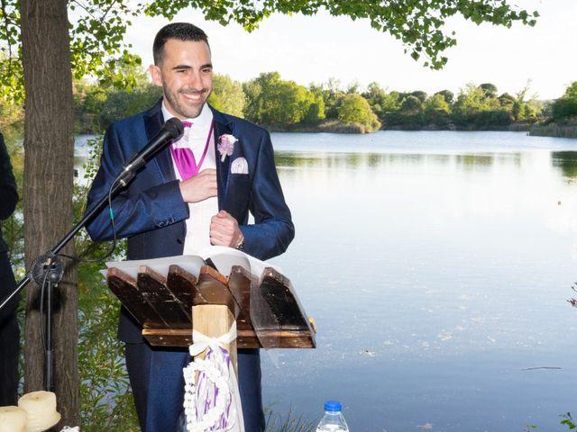 La boda de Carlos y Rut en Madrid, Madrid 270