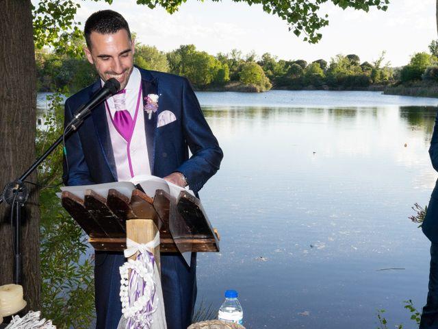 La boda de Carlos y Rut en Madrid, Madrid 271