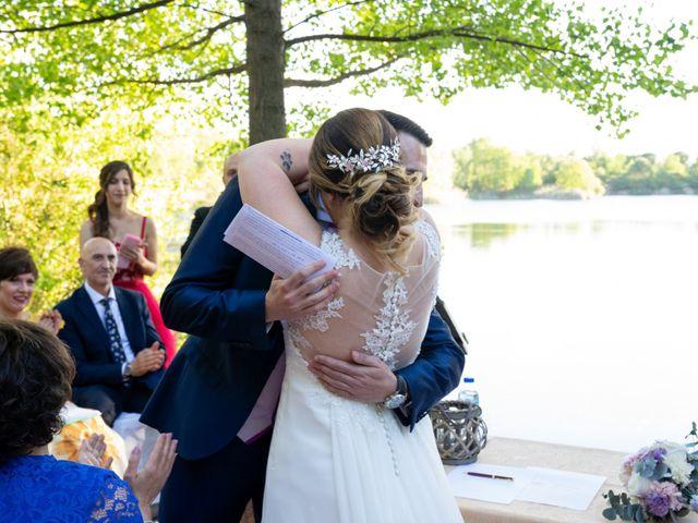 La boda de Carlos y Rut en Madrid, Madrid 276