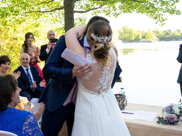 La boda de Carlos y Rut en Madrid, Madrid 277