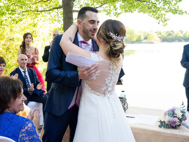 La boda de Carlos y Rut en Madrid, Madrid 278