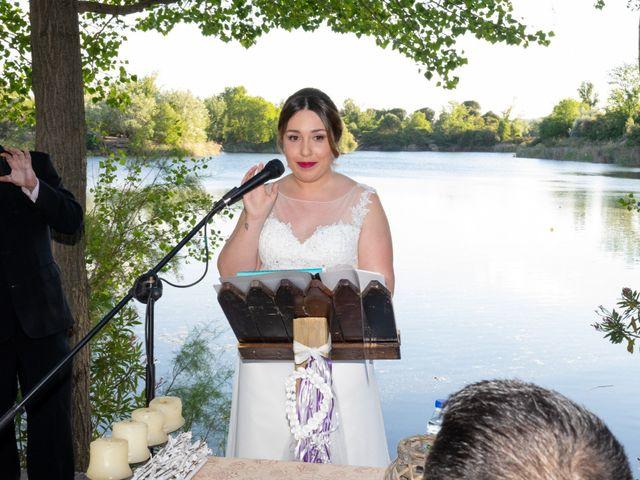 La boda de Carlos y Rut en Madrid, Madrid 279
