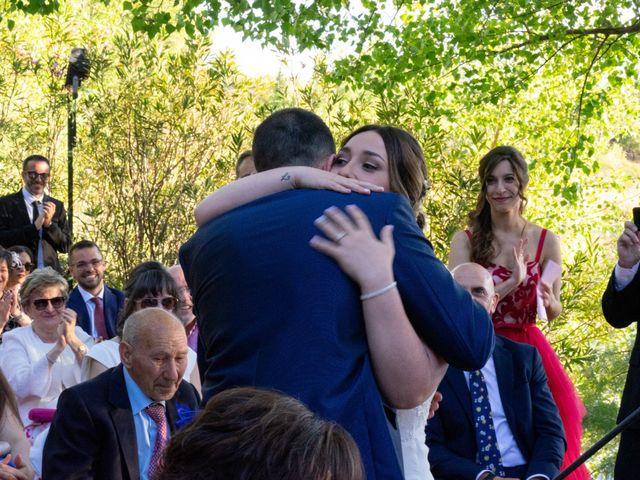 La boda de Carlos y Rut en Madrid, Madrid 284